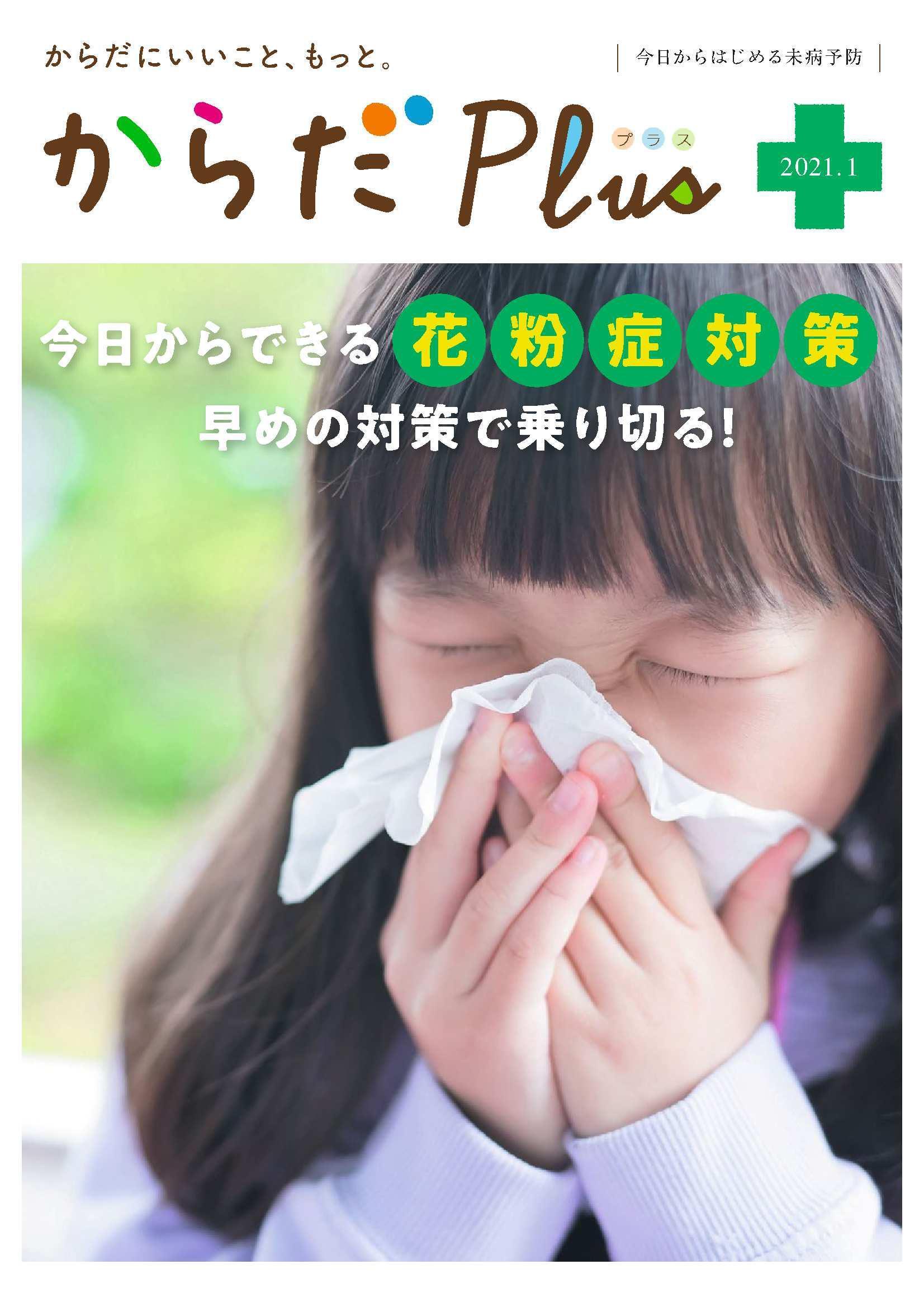 花粉 症 対策
